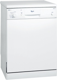 Whirlpool ADP4508 220-240 Volt 50 Hz 5 Program Self Heating Dishwasher