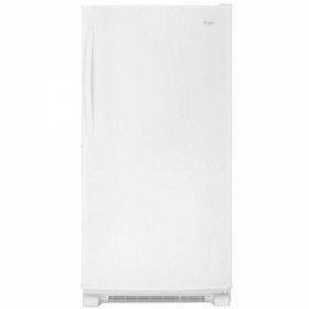 Whirlpool 4KWZF79R20DW 220 - 240 Volt 50 Hz 20 Cu. Ft. Upright Frost Free Freezer
