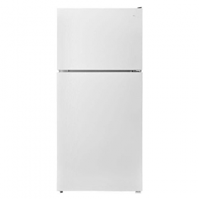 Whirlpool 5GR9SHKXLQ 220-240 Volt 50 Hz 19 Cu. Ft. Contour Smooth Finish White Color Top mount Refrigerator