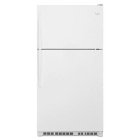 Whirlpool 5VET0WPKLQ 220-240 Volt 50 Hz 18 Cu. Ft. Top Mount Refrigerator