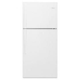 Whirlpool 5WT519SFEW 220-240 Volt 50 Hz 19 Cu. Ft. Contour Door Refrigerator