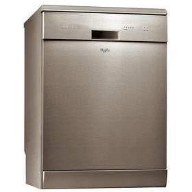 Whirlpool ADP2300AIX 220 Volt 50 Hz Free Standing 5 program Stainless Steel Dishwasher
