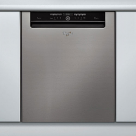 Whirlpool 6th sense ADPU701IXS Stainless Steel 220 Volt 240 Volt 50 Hz Dishwasher