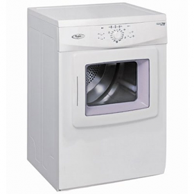 Whirlpool AWZ770 220 Volt 240 Volt 50 Hz 7 Kg Stackable Dryer - To Use Outside North America!!