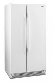 Whirlpool ED5FHKXVQ 220 Volt 50 Hertz 26 cu.ft. Side by Side Refrigerator
