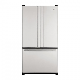 Whirlpool WG32526PEKS 220-240 Volt 50 Hz 27 Cu. Ft. Stainless Steel French 3 Door Refrigerator