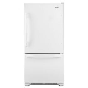 Whirlpool WGB2526R(L)EKS 220-240 Volt 50 Hz 25 Cu. Ft. Stainless Steel Refrigerator