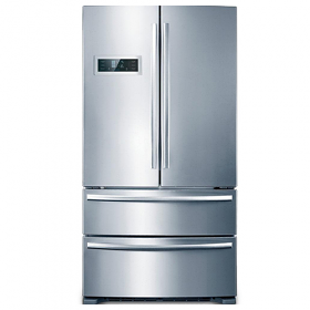 Whirlpool WHC705WEN 20.2 Cu Ft. 4 door French Door Refrigerator