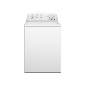 Whirlpool WTW4705FW 220-240 Volt 50 Hz Atlantis High Efficiency 15 Kg Heavy Duty Washer