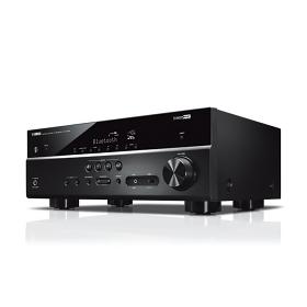 Yamaha RX-V385BL 5.1 Channel 4K AV Receiver