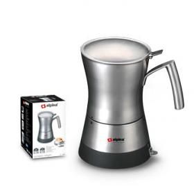 Alpina FS-2809 220-240 Volt 50 Hertz Brushed Steel Cappuccino Maker