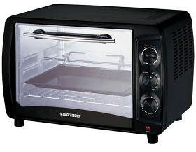 Black and Decker TR55 220-240 Volts 50 Hertz Oven