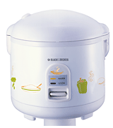 220 Volt RC40 Black and Decker Rice Cooker/Steamer