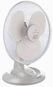 FD1600 Black and Decker 220-240 Volt Pedestal Fan