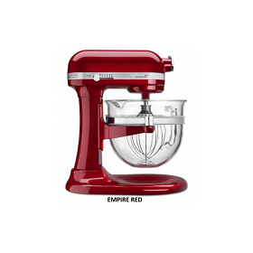 Genuine KitchenAid 6 Qt Stand Mixer 5KSM6521X Backed by KitchenAid Worldwide Warranty! 220-240 volts 50 Hz to Use Outside North America.