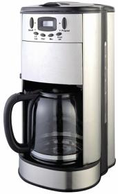 FD7188 220 Volt Frigidaire Programmable Coffee Maker