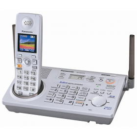 Panasonic KX-TG5776S 220-240 Volt 50 Hz Phone