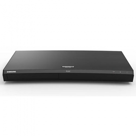 SAMSUNG M9500  ALL REGION MULTI ZONE CODEFREE 4KUHD BLU RAY PLAYER - 100-240 Volt 50/60 Hz - World Wide Use