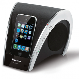Panasonic SC-SP100 Audio System for iPod and iPhone