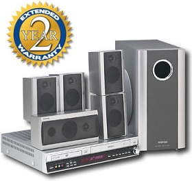 Extended Warranty Coverage for All Home Theatre System