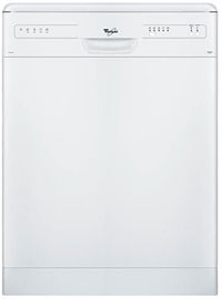 Whirlpool ADP2300 WW 220 Volt 50 Hertz White Color Dishwasher