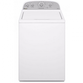 Whirlpool WTW4815FW Atlantis High Efficiency 15 Kg Silver Washer