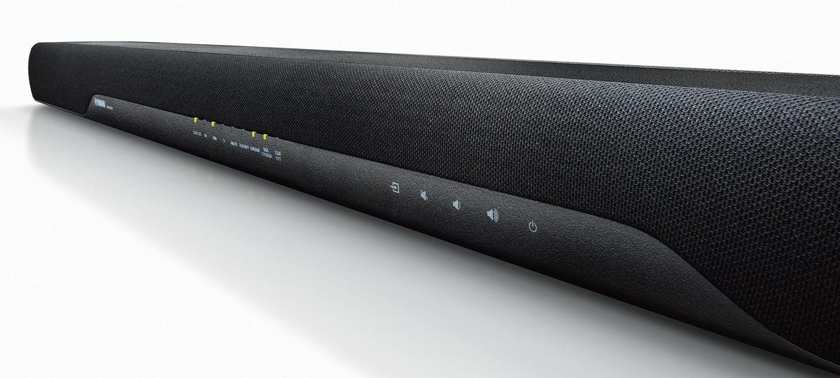 Yamaha YAS-207 Sound Bar with DTS Virtual:X - World Import